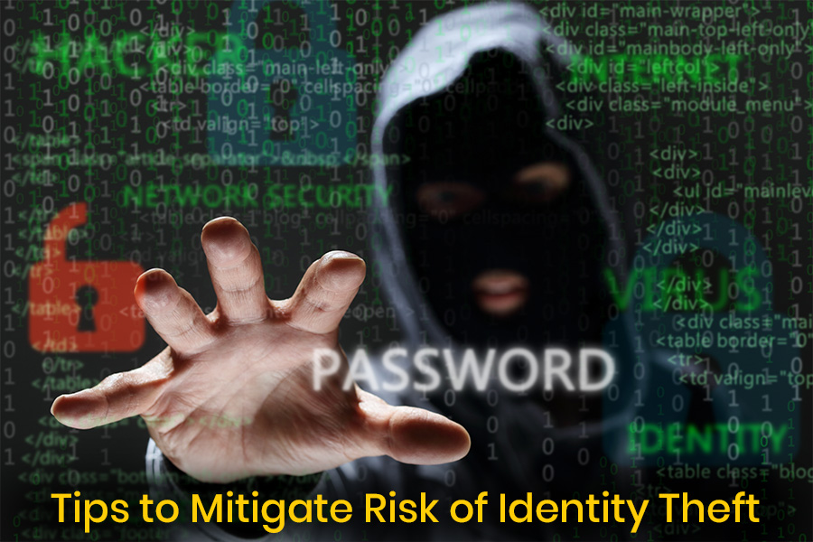 AntiMalware - How to Reduce The Risk of Identity Theft