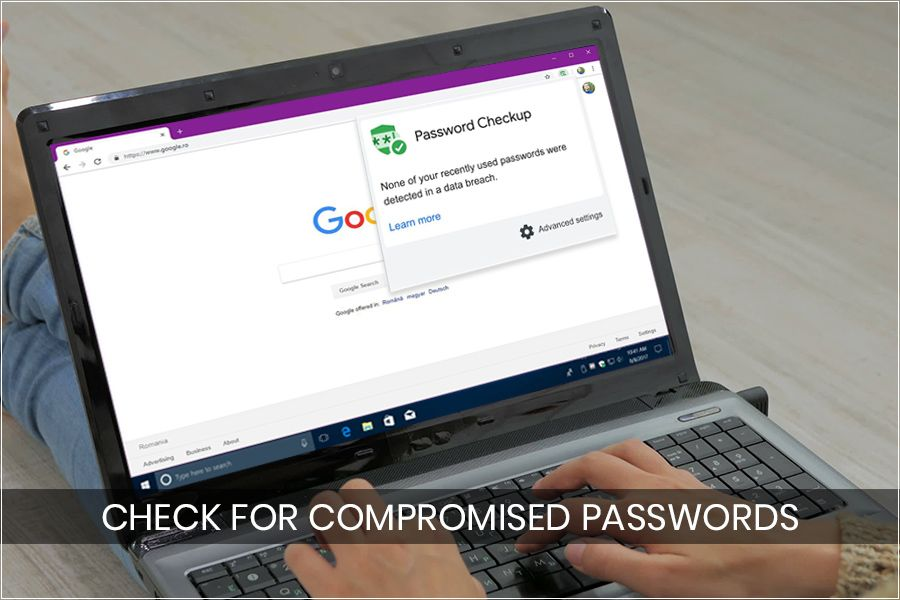 Use Password Checkup To Secure Your Online Activities