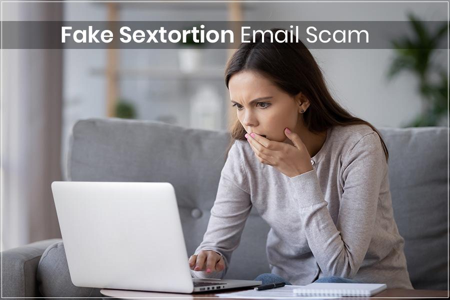 Beware! Sextortion Bitcoin Scam Rises Again
