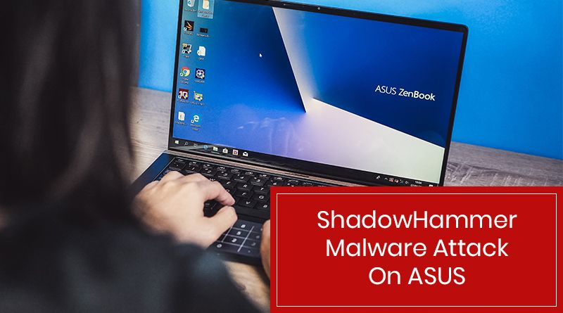 Malware Attack On ASUS Overseas