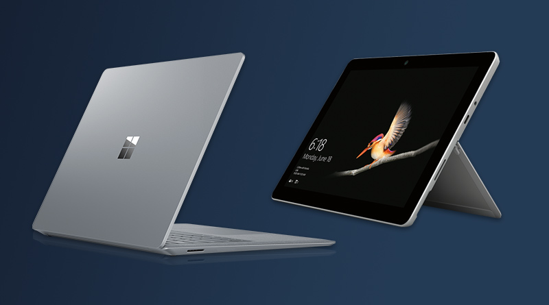 Microsoft Surface – A Tablet or A Laptop?