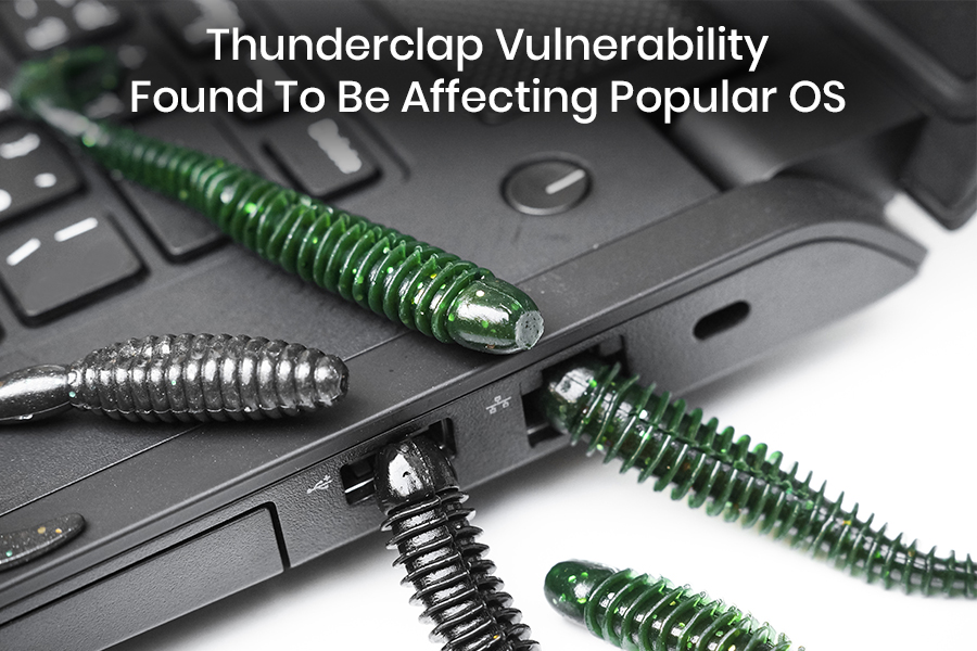 Newly Discovered Thunderclap Vulnerability