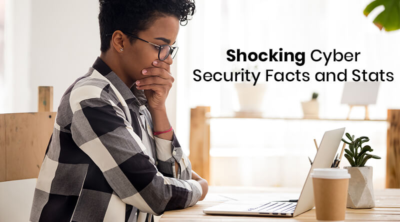 Alarming Cyber Security Facts and Stats – Infographic