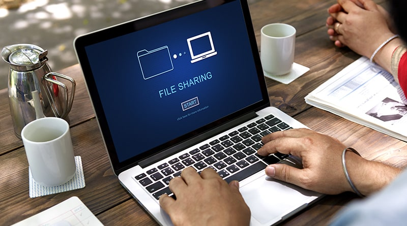 Best File Sharing Softwares for Windows- Tweaklibrary