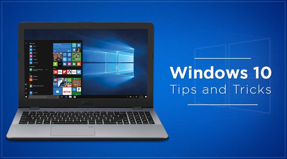 11 Windows 10 Tips to Increase Productivity