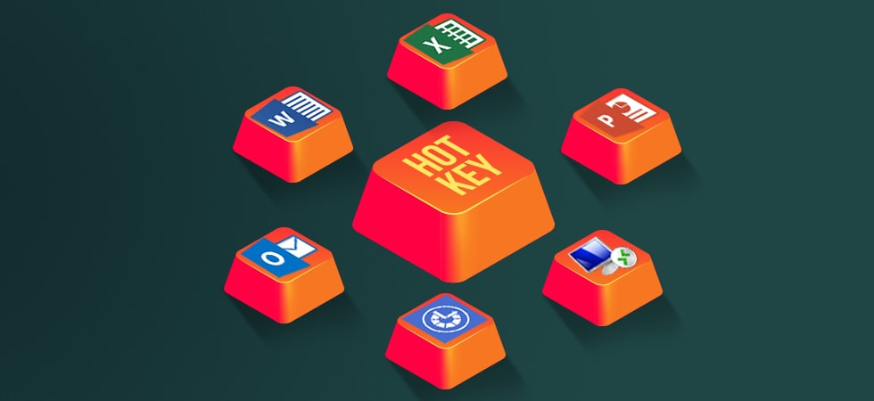 Enhance Your Productivity with MS Office Keyboard Shortcuts