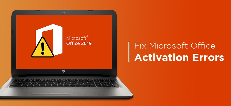 How to Fix Microsoft Office Activation Errors