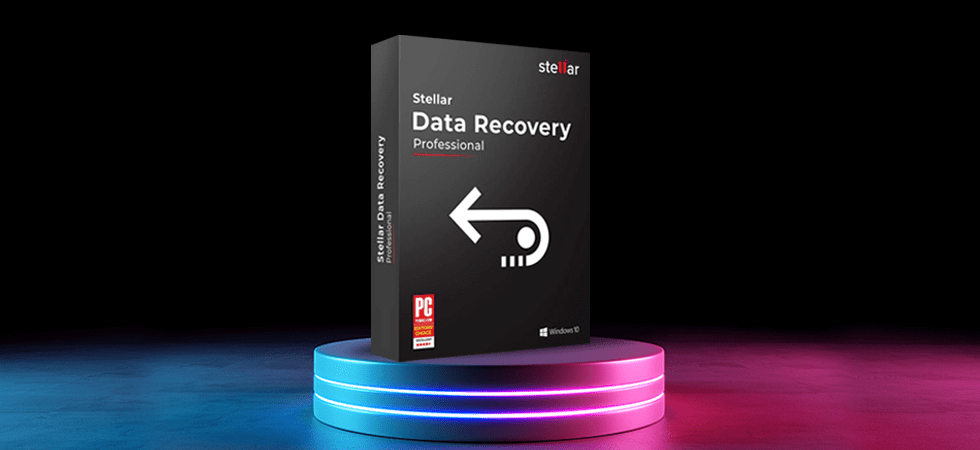 Stellar Windows Data Recovery Tool – Review, Pros & Cons