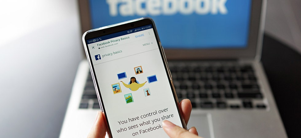 Tips to keep your data safe from Facebook