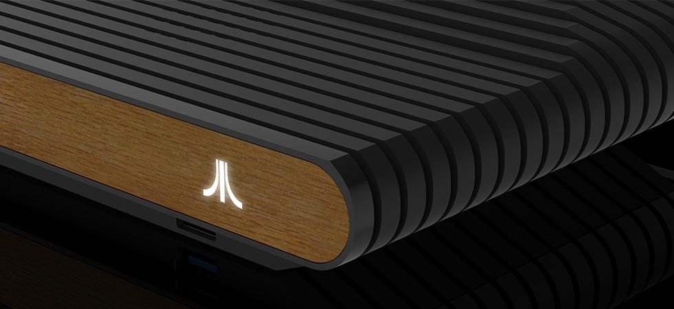 Atari VCS Combination of Console And PC