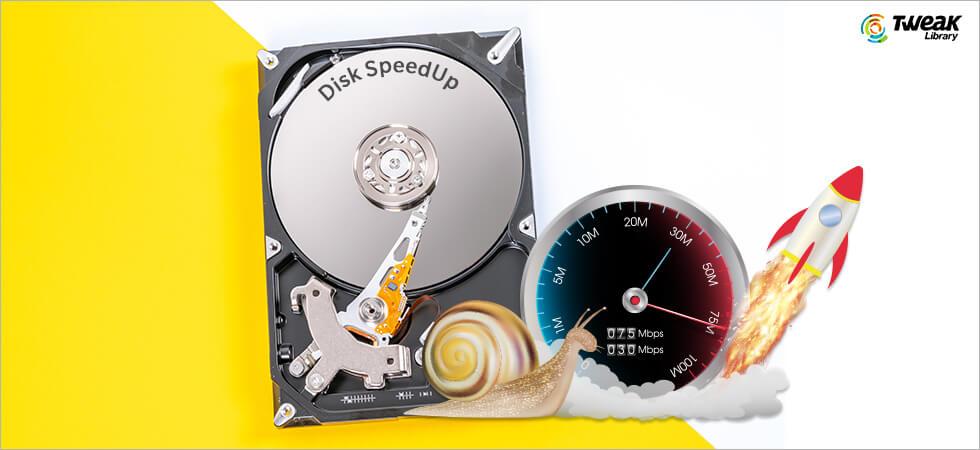Disk SpeedUp Best Disk Defragmenter Software By Glarysoft Utilities