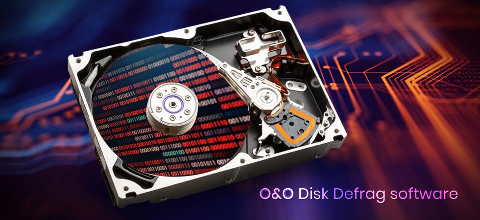 O&O Defrag: Best Disk Defragmenter Software for Windows 10