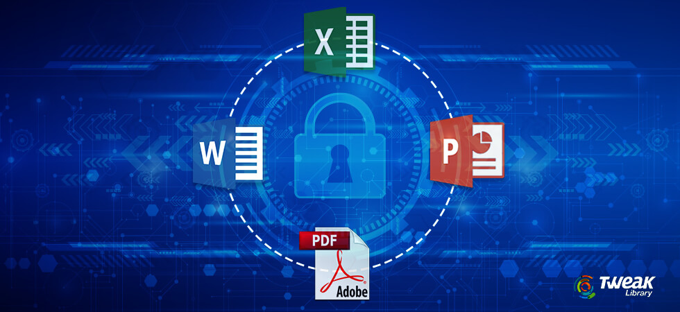 Password Protect a Word Document or Excel Sheet