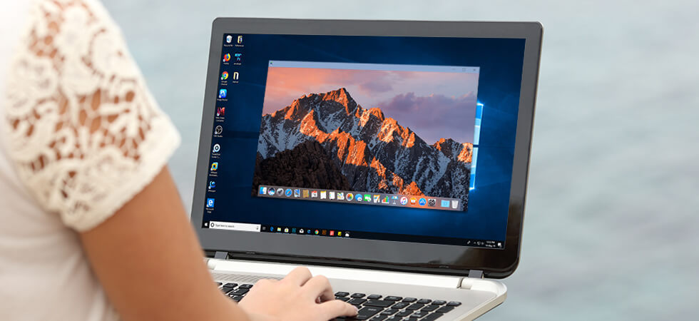 How to Run Mac Apps on Windows 10