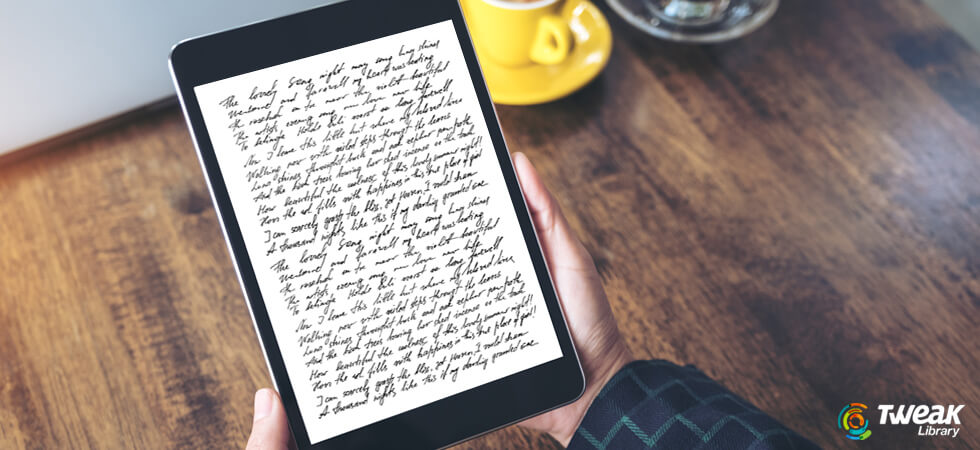 Digitize Your Handwritten Notes With These OCR Apps