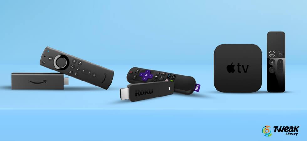 Best Chromecast Alternatives 2021