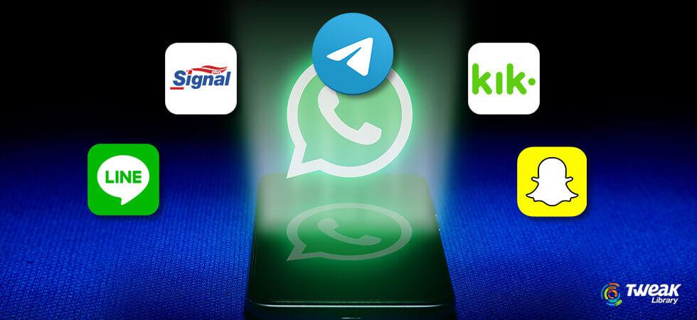 Best WhatsApp Messenger: Chat Alternatives 2021