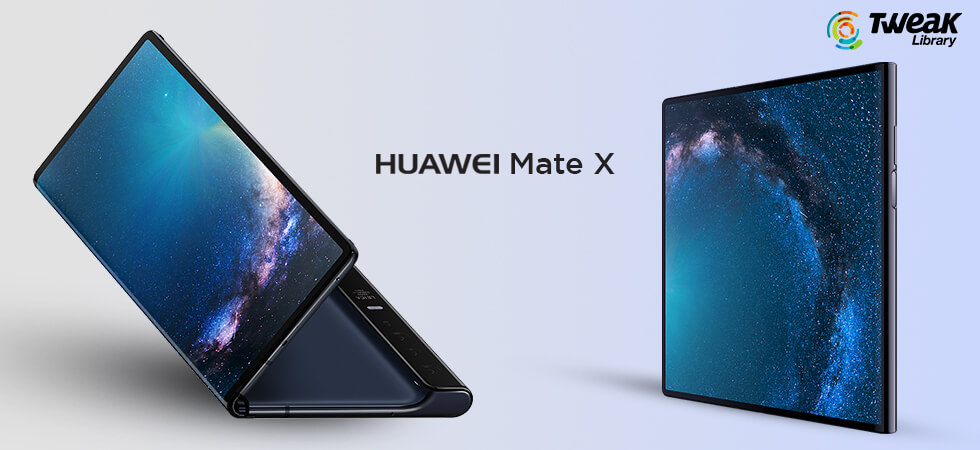Exclusive Review on The Foldable Huawei Mate X