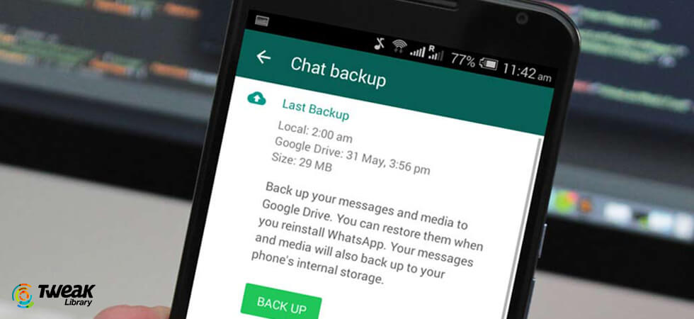 How to Restore WhatsApp Chat on Android