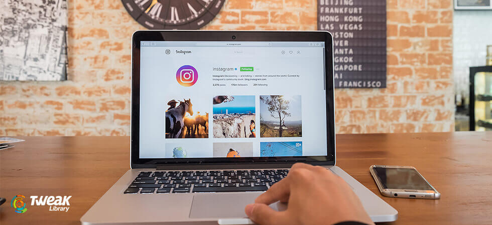 How To Post On Instagram Using A Mac