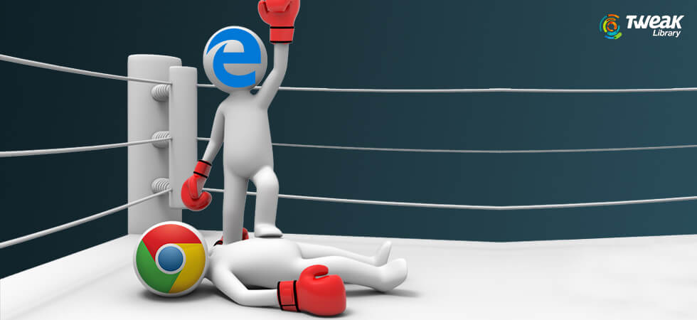 Is Microsoft Edge in The Race of Top Browsers?