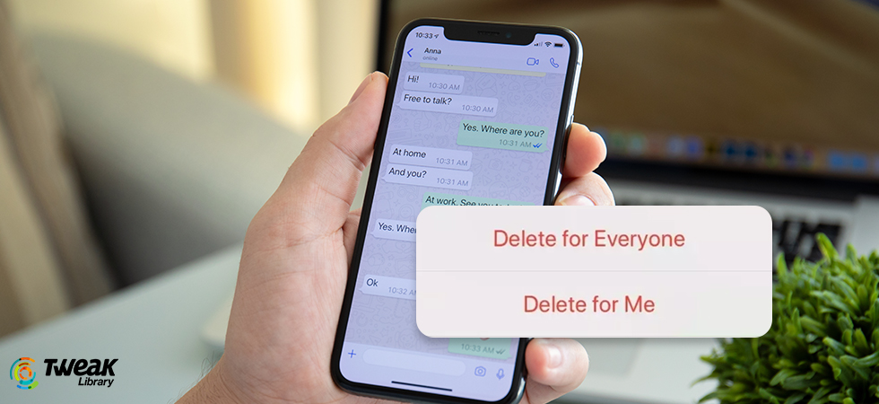 Beware iPhone Users: WhatsApp's Delete For Everyone Doesn't Work For You!