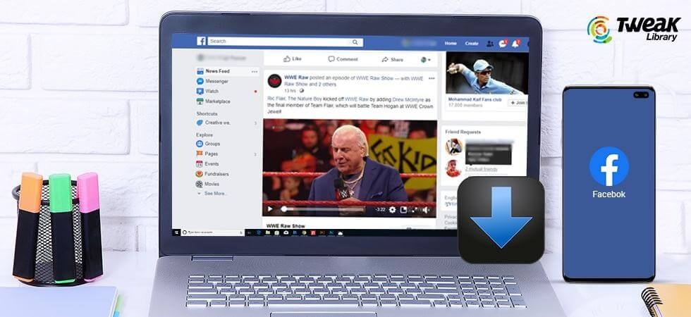 How To Download Facebook Videos Online