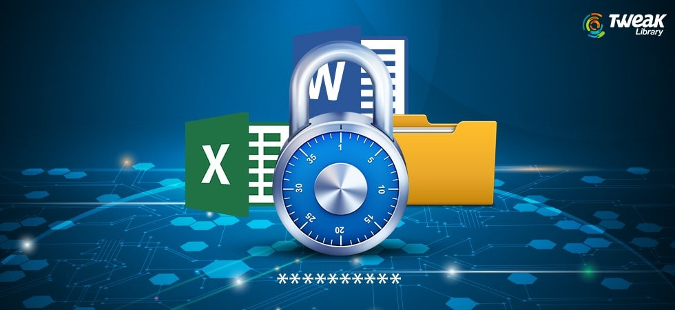 Quick Encryption on MS Word, Excel Files, and Folders on Windows 10
