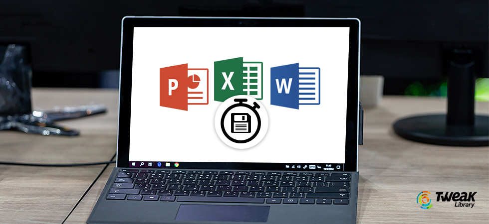How to Save Your Office Word, Excel and PowerPoint Automatically Every Minute
