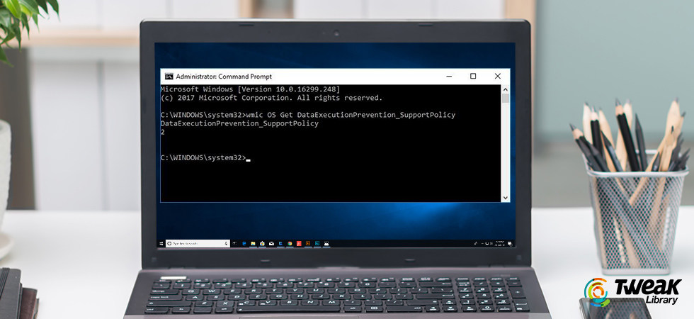 How to Disable DEP (Data Execution Prevention) On Windows 10