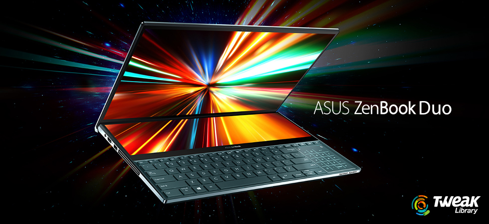Is Dual-Screen Laptops The Next Generation Of Computing?