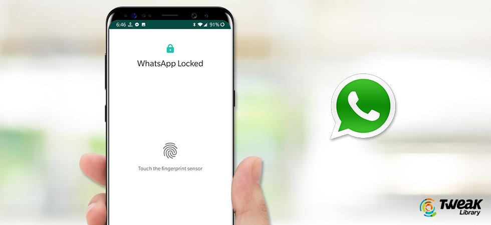 How-to-lock-WhatsApp-Chat-using-Fingerprint