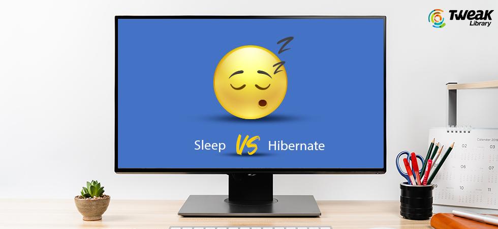How To Enable Sleep, Hibernate and Hybrid Sleep on Windows 10?