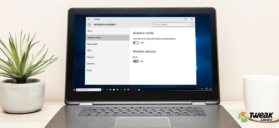 Windows 10 Airplane Mode - An Overview