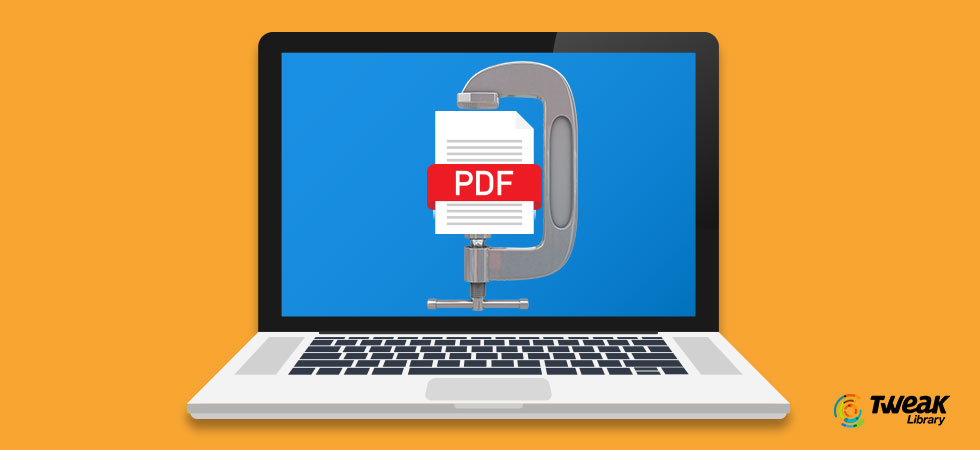 How to Compress A PDF Online For Free