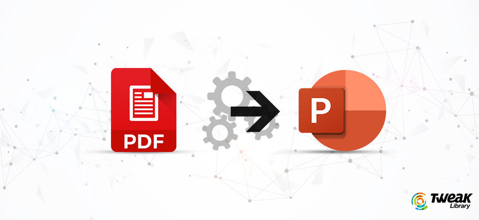 Best Software To Convert PDF to PPT