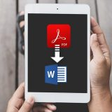 How To Convert PDF To Word For iPhone And iPad