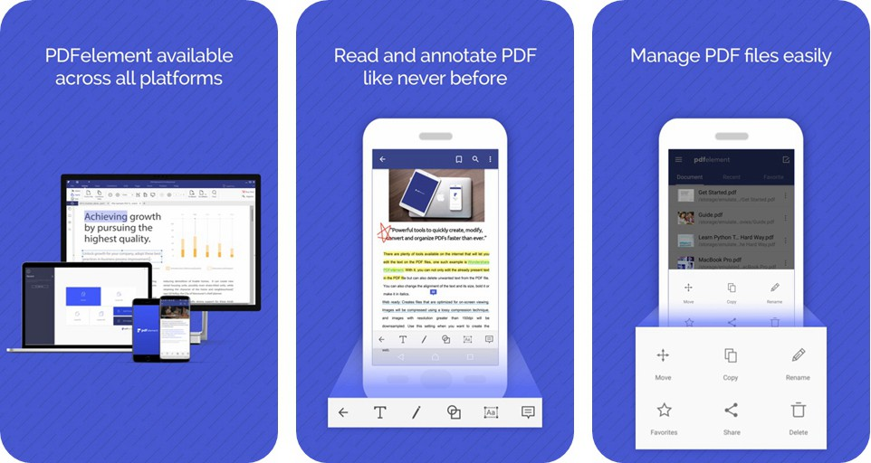 PDFelement - Free PDF Editor