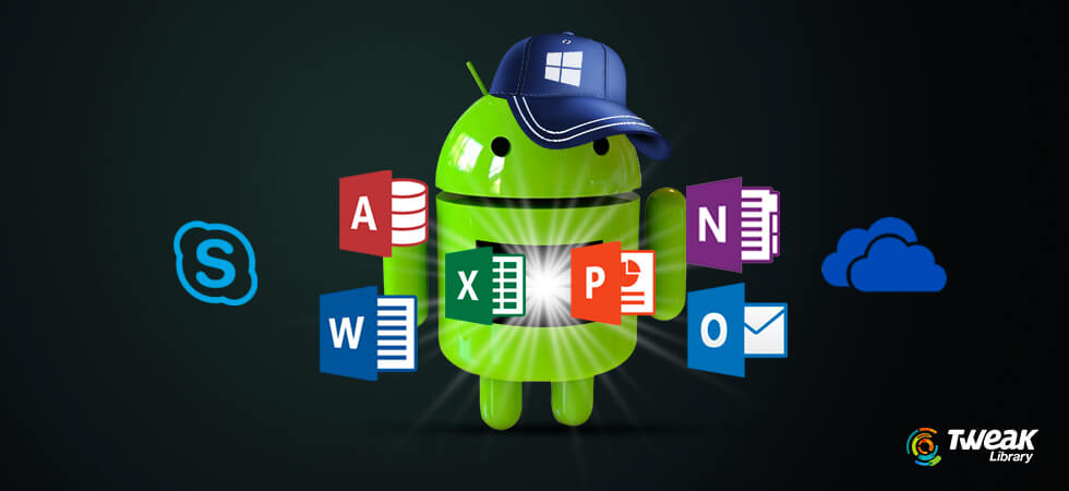 Microsoft Brings All Office Tools Under One Android App