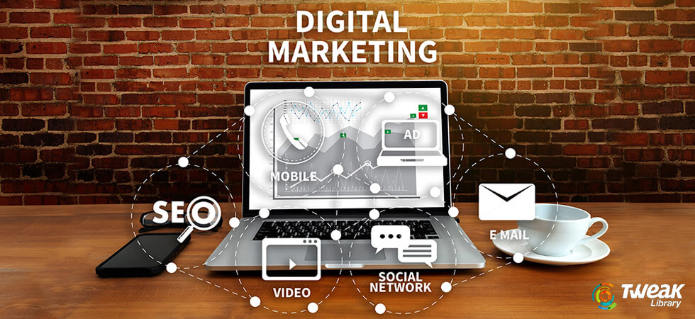 What is Digital Marketing: A Detailed Study with Components & Strategy