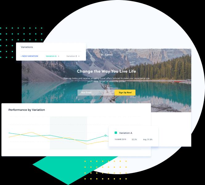 instapage Landing Page Optimization Tools