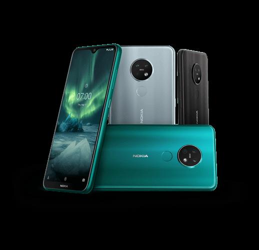 Nokia 7.2 best budget smartphones