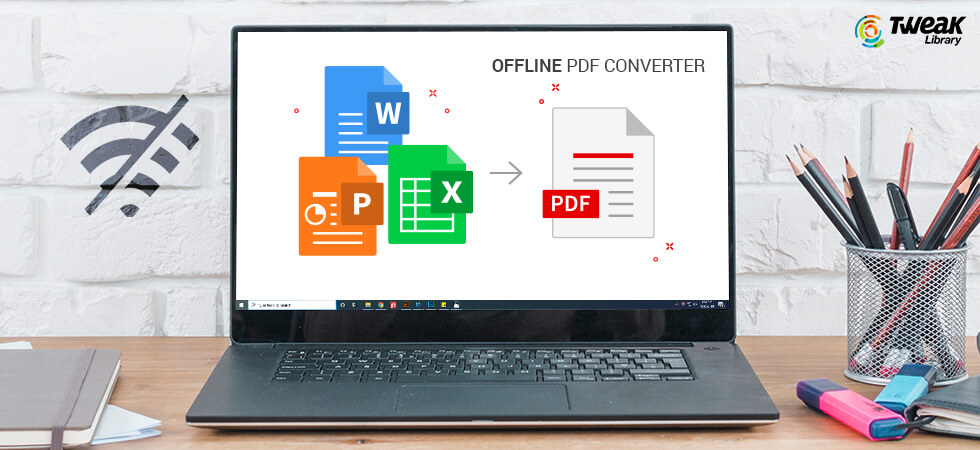 Best Free PDF Converter 'Offline' for Windows 10