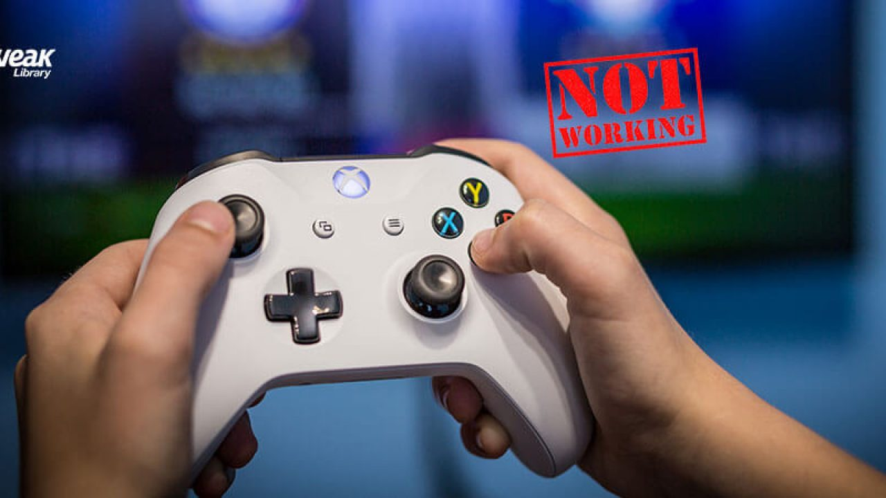 How To Fix Xbox One Controller, Not Working