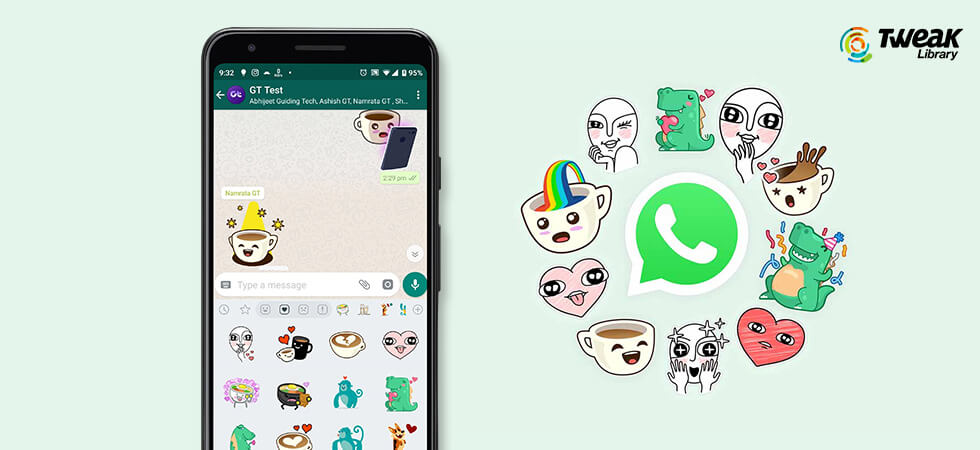 How To Create WhatsApp Stickers On Your Device
