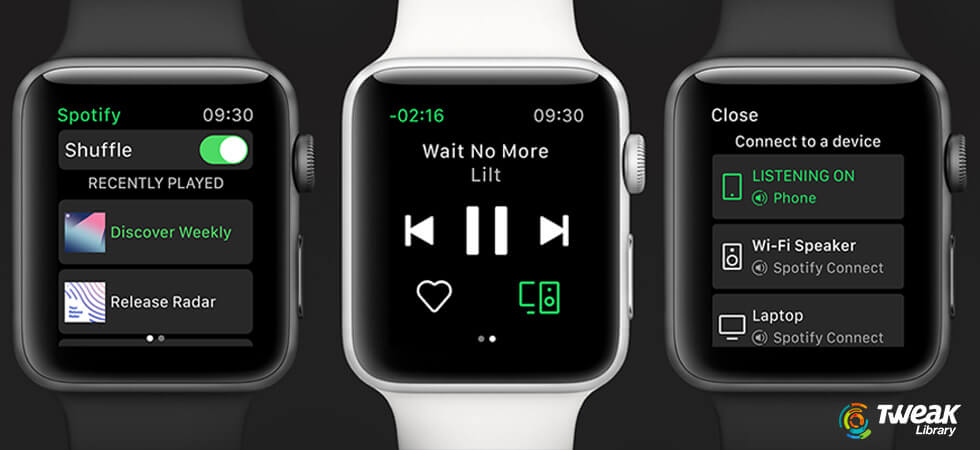 How To Use Spotify On Apple Watch?