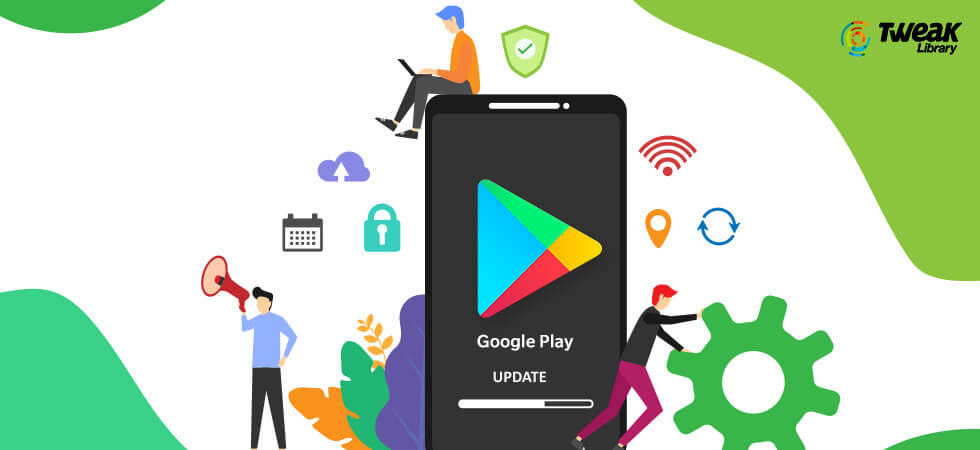 How to Update Google Play Store?