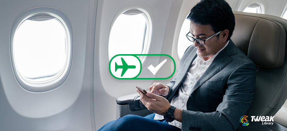 Why you should Turn ON Airplane Mode in Airlines?