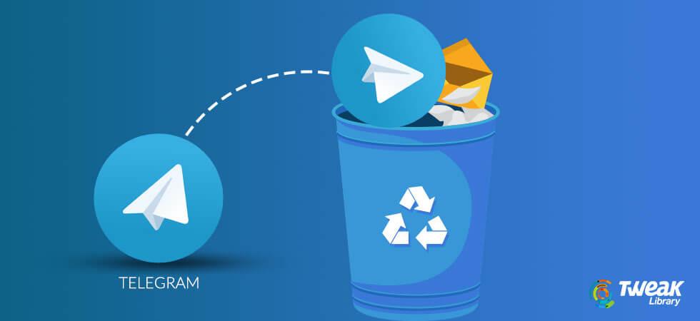 How To Delete Telegram Account Permanently