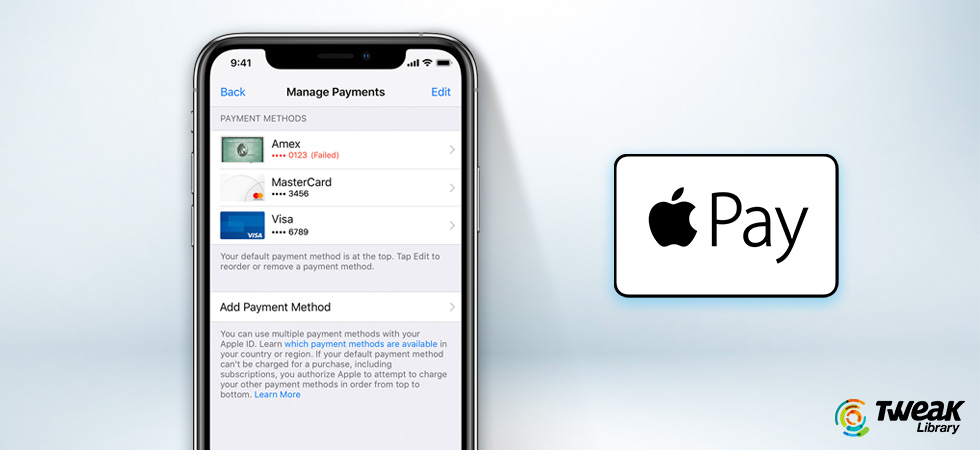 How to Fix Apple Pay Not Working